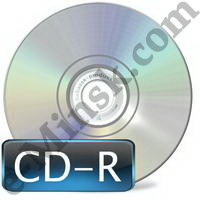 Диск CD-R 700MB Verbatim 52x, КНР