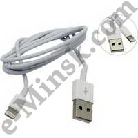 Кабель Defender Lightning to USB (1 м) (ACH01-03H), КНР