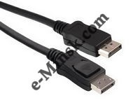 Кабель для монитора DisplayPort, 1,8м, КНР