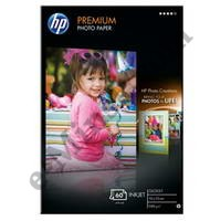 Фотобумага HP Premium Glossy Photo Paper (Q1992A) 10x15, 240 / глянцевая / 60л, КНР