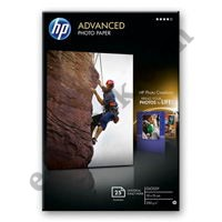 Фотобумага HP Premium Glossy Photo Paper (Q8691A) 10x15, 240 / глянцевая / 25л, КНР