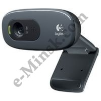 Web-камера Logitech Webcam C270HD, КНР
