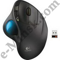 Трэкпад (тачпад) Logitech Wireless Trackball M570 USB 5btn+Roll 910-002090, КНР