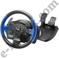 Игровой руль THRUSTMASTER T150 Force Feedback Racing Wheel (PlayStation, PS3, PS4), КНР