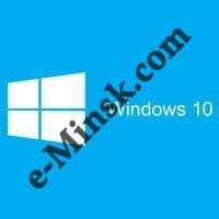 Microsoft Windows HOME 10 32-bit/64-bit Russian Not to Russia USB (KW9-00254)