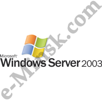 Microsoft Windows Server CAL 2003 English 1pk DSP OEI 5 Clt Device CAL (R18-00889)